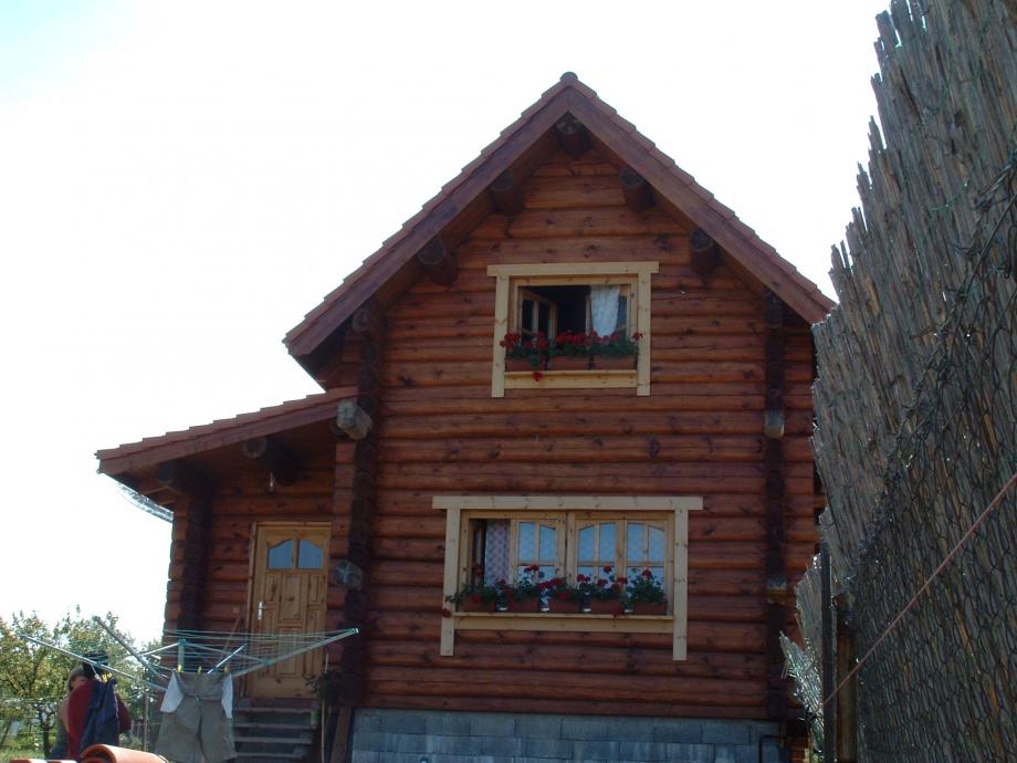 Уникальная технология строительства деревянных домов из